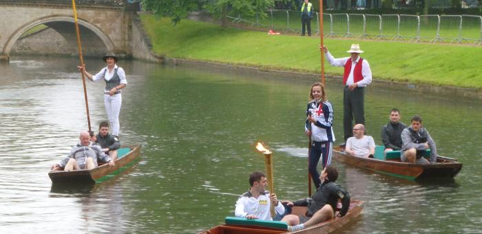 Drug Discovery 2014, Punting trip